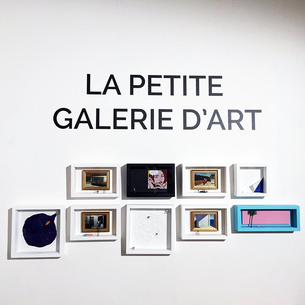 Petit Sixième x The Stackers - Paris, 2016