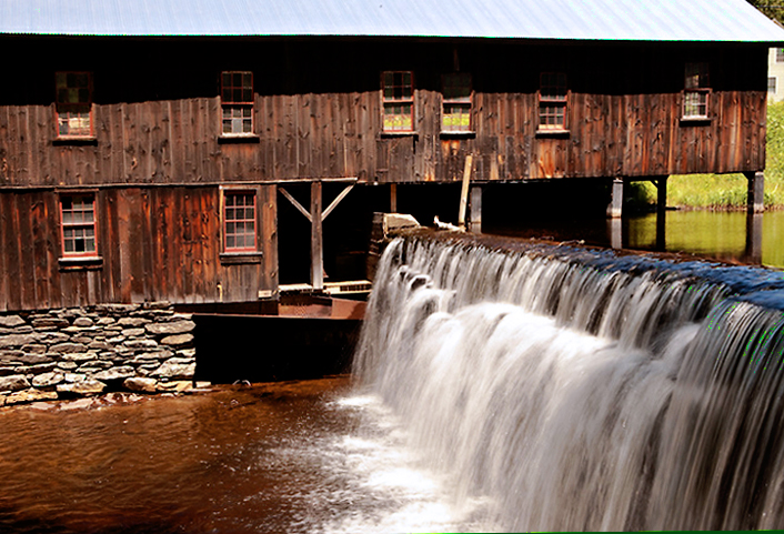 Classic Colonial Homes Historic Sawmill - built in 1742