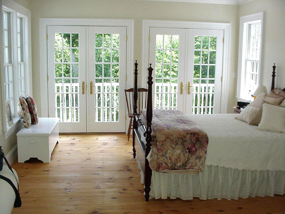 Classic Colonial Homes Federal Bedroom