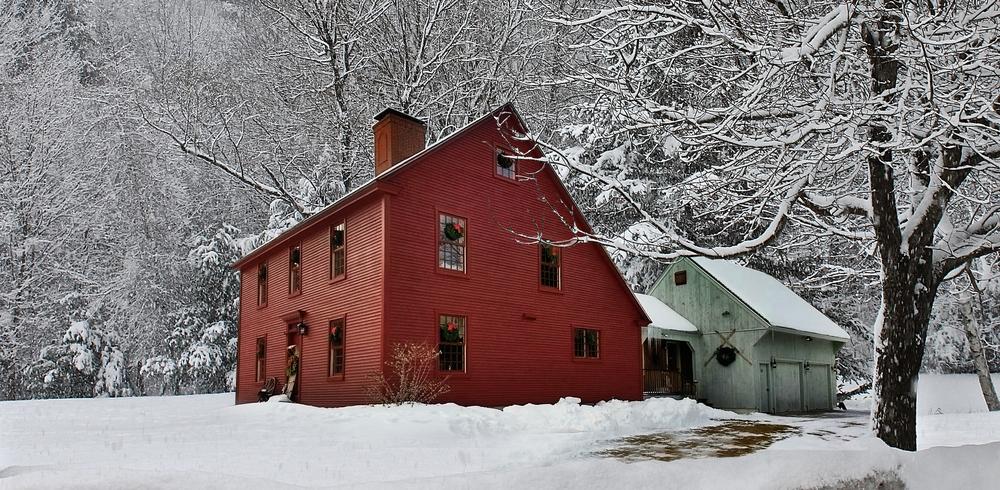 Saltbox house plans home