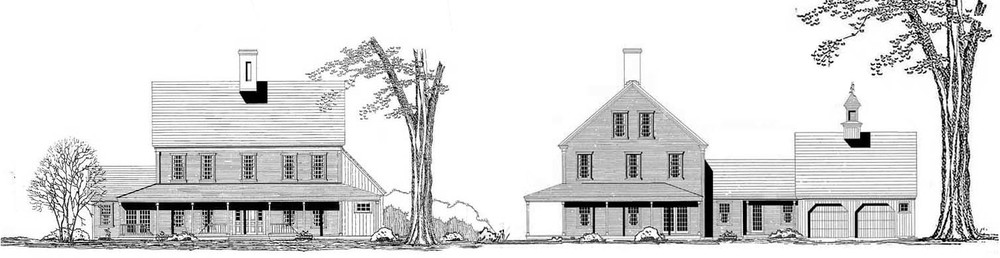 The New England Farmhouse