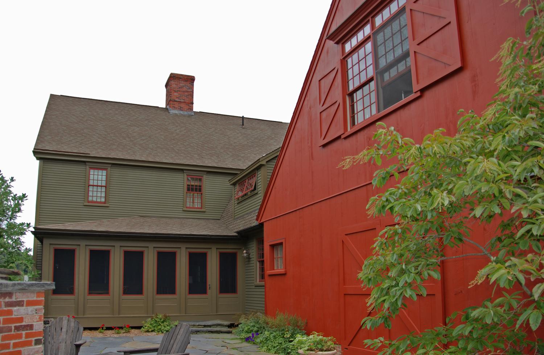 the farmhouse colonial exterior trim and siding the 27 jpg