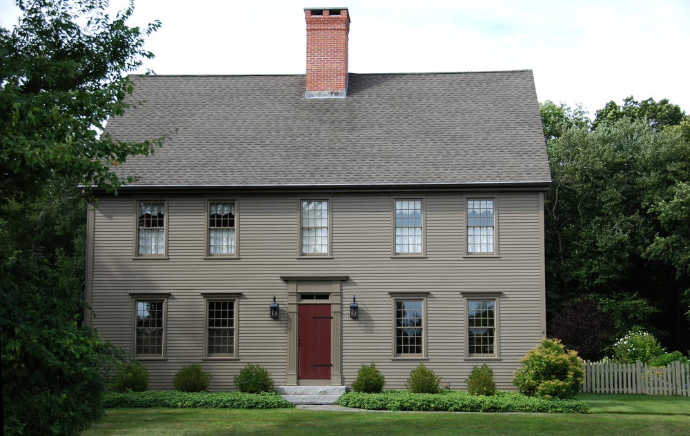 37.jpg & The Colonial - Colonial Exterior Trim and Siding The ... Pezcame.Com