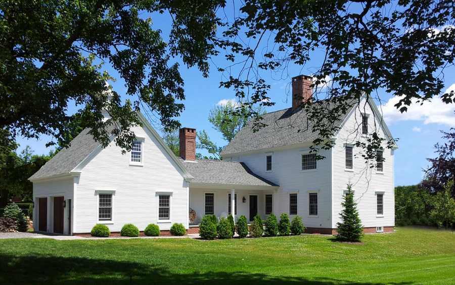 Deerfield Colonial