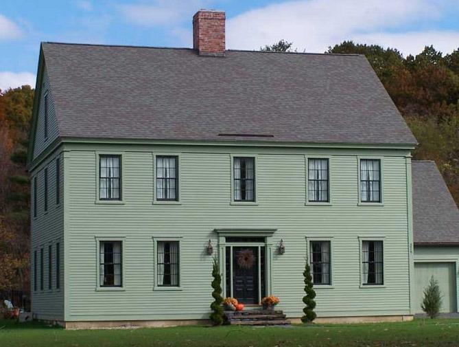 Custom Granby Colonial