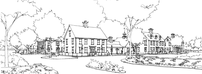 Home Designs - Colonial Exterior Trim and Siding Home ...