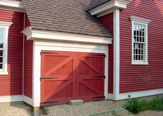 The Farmhouse Colonial Exterior Trim And Siding The Farmhousecolonial