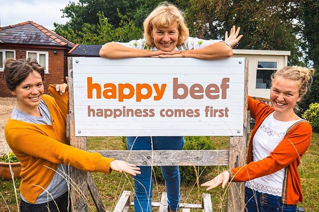 Home grown and lovingly reared #happybeef #cows #grassfedbeef #healthyfood #frodsham #cheshire #organic #cheshirelife #eatcheshire