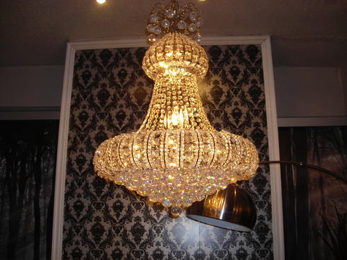 Clearance crystal chandelier condosize furniture blinds clearance crystal chandelier mozeypictures Images
