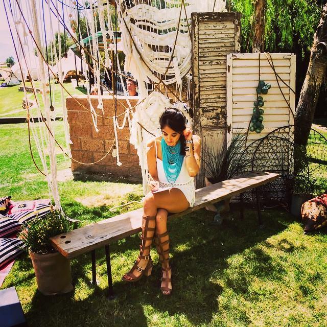 Artist in Residence, Soho Desert House, Coachella 2015