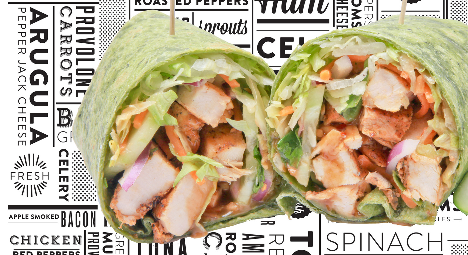 Wraps The Daily Creative Food Co