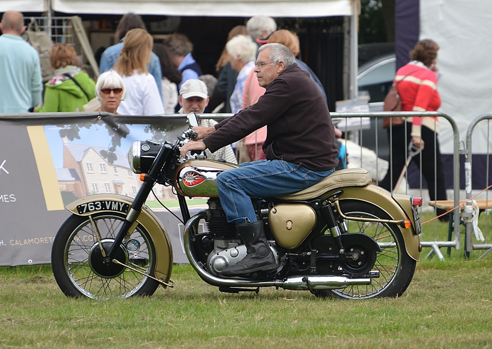 BSA Golden Flash 1959