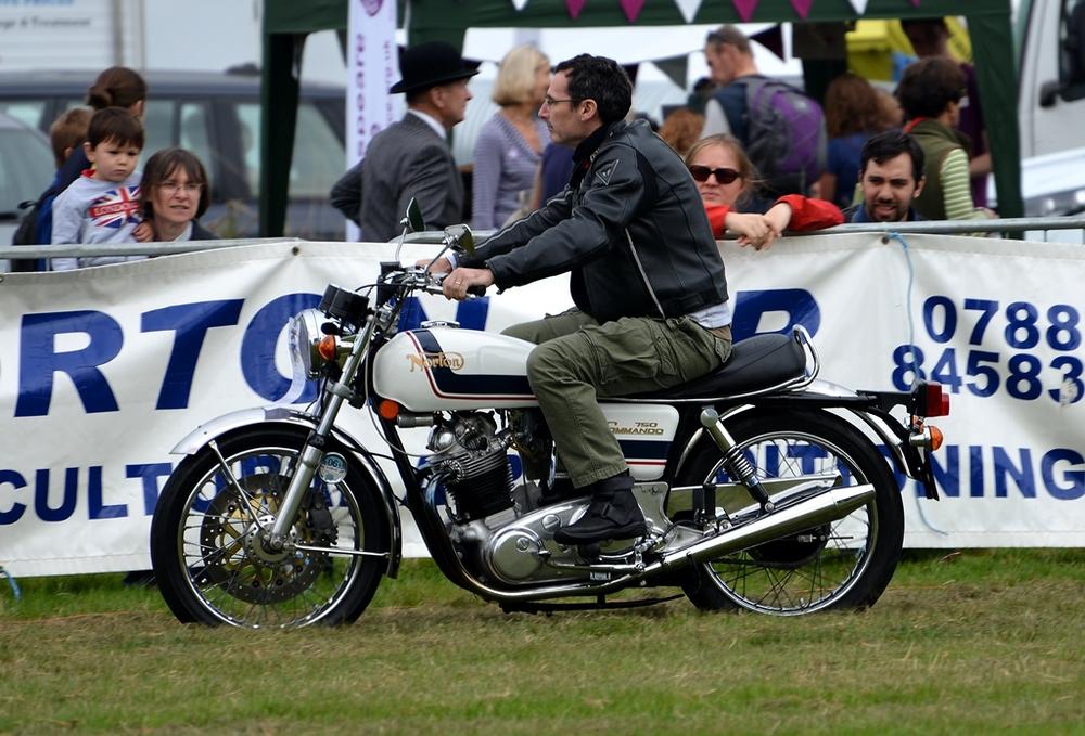 Norton Commando Short Stroke Special 1972