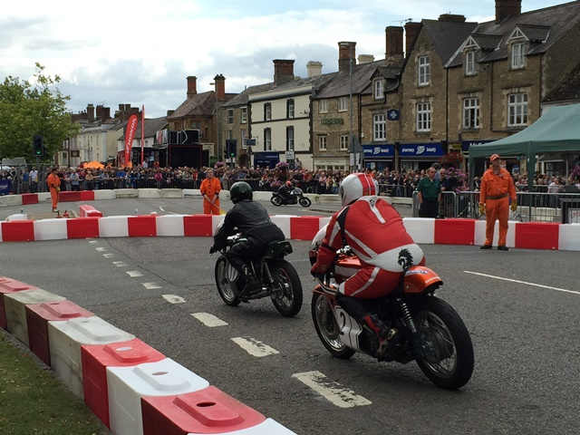 Brackley Festival of Motorcycling 2015