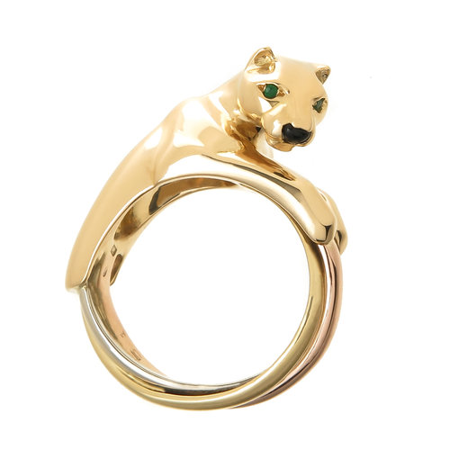 cartier panther trinity ring n green and sons