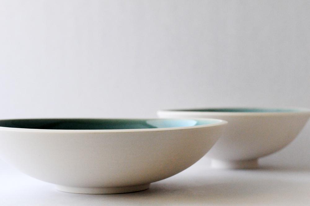 porcelain blue glossy bowls szm1.jpg