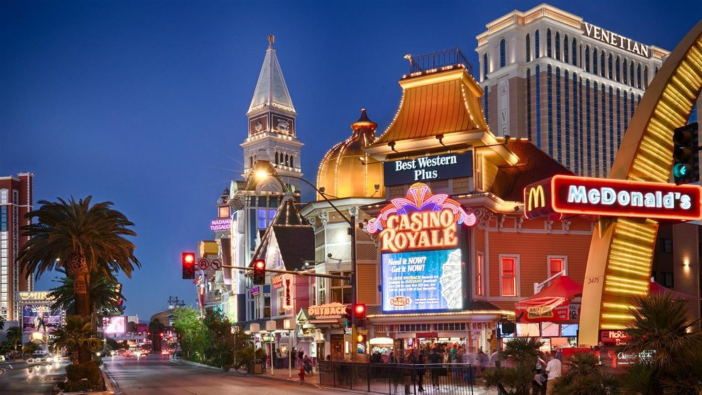Las Vegas, USA | BW Plus Casino Royale