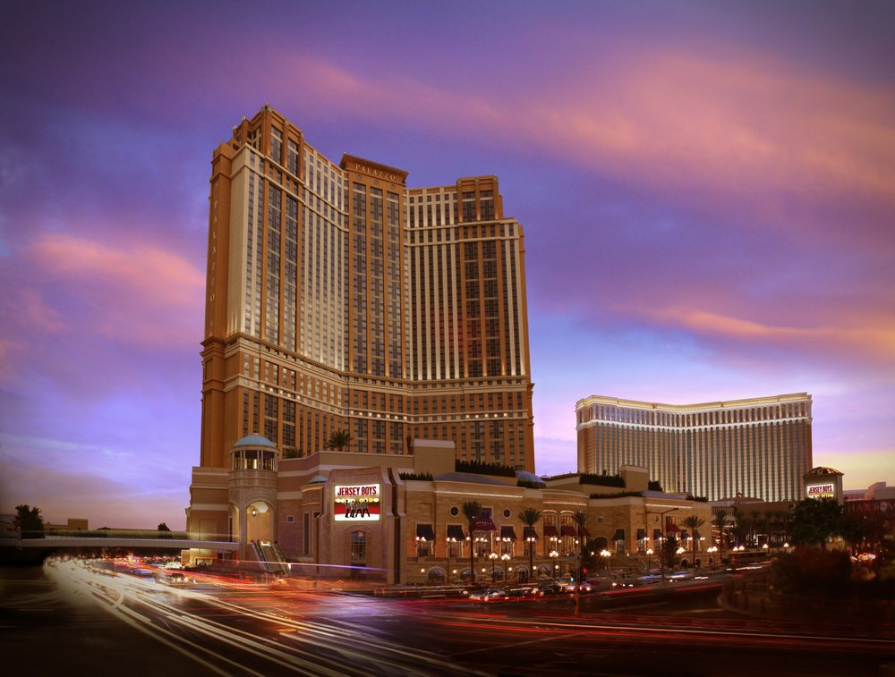 Las Vegas, USA | The Palazzo