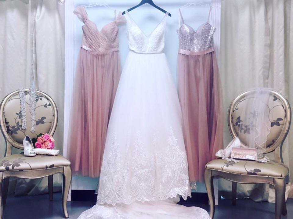 Trending - At Admiring Glances we always stay in tune with what's going on in the Bridal World! We know that there is SO much that goes into wedding planning. Brides- we know you have a lot on your plate! Our goal is to create a stress-free atmosphere where we can help you find the center of your wedding, the dress, and everything that will revolve around it! Check out some of our favorite trends for the 2017 Bridal Season from Bridal Guide!