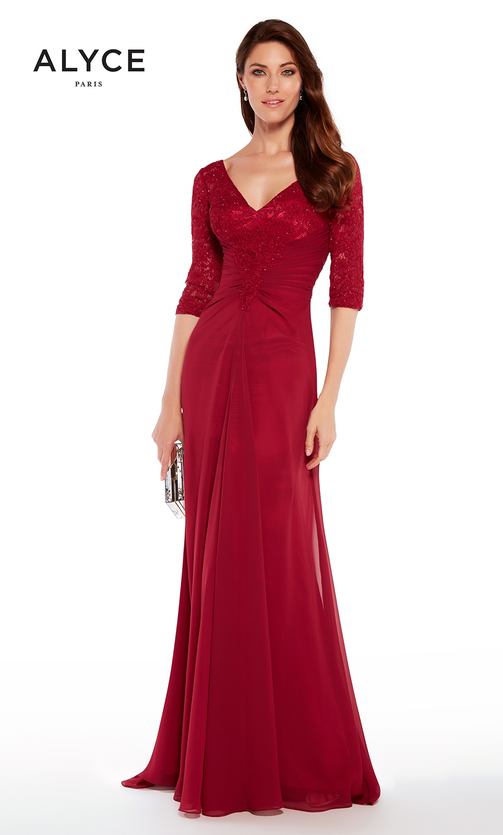 This Alyce dress is on fire! It's perfect for you!Available to order in a variety of colors and sizes.