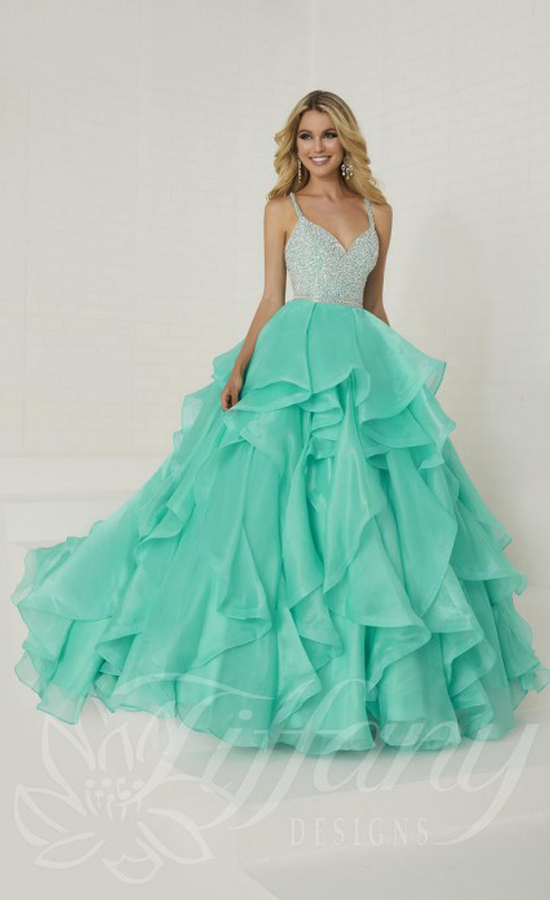 TIFFANY DESIGNS - Click Here To View Dresses