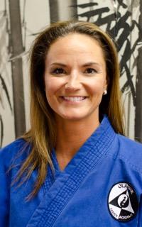 Ashleigh M. Palmer,  Renshi