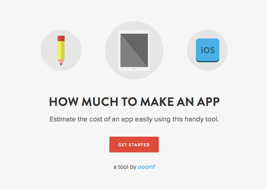 How much to make an App? Estimate the cost of an app easily using this handy tool.  http://howmuchtomakeanapp.com/