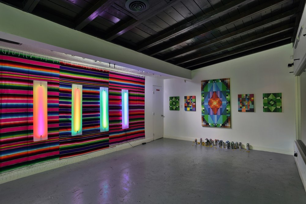 Pop-Up Gallery Experiences - Created and held numerous pop-up experience events.