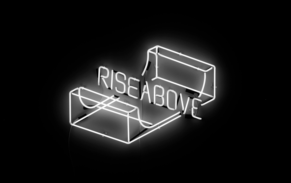 Rise Above Artwork