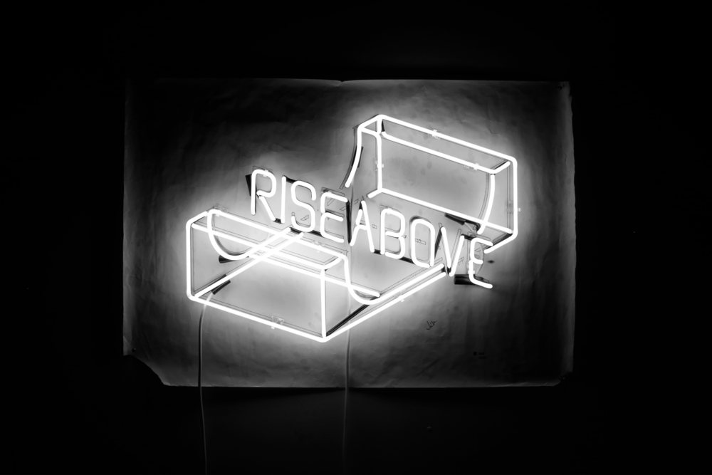 Rise Above Neon