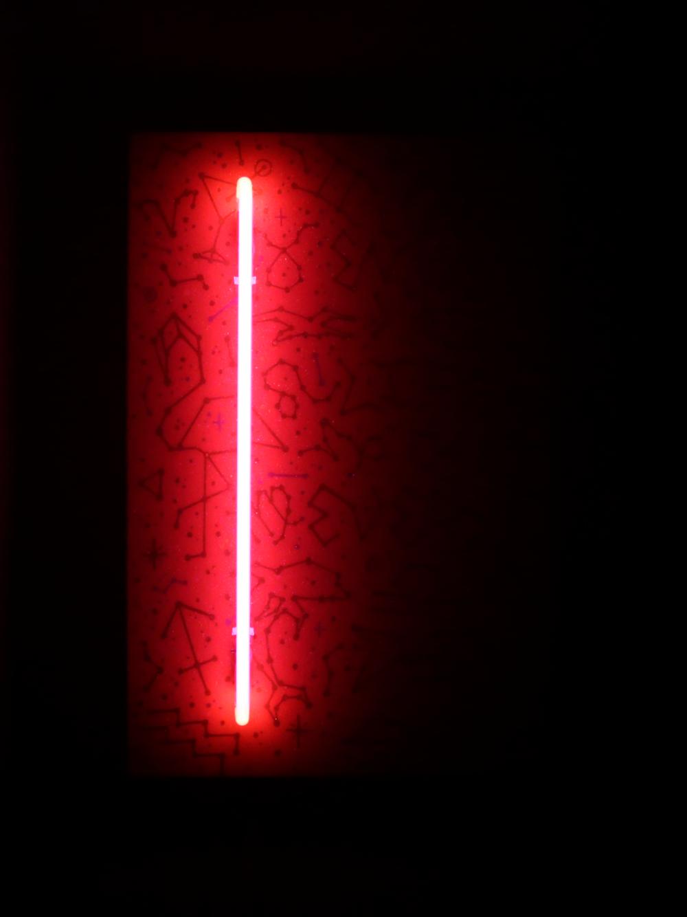 Enjoy Life Art Light Neon