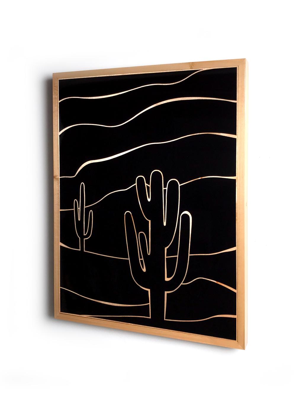 Desert Black Artwork