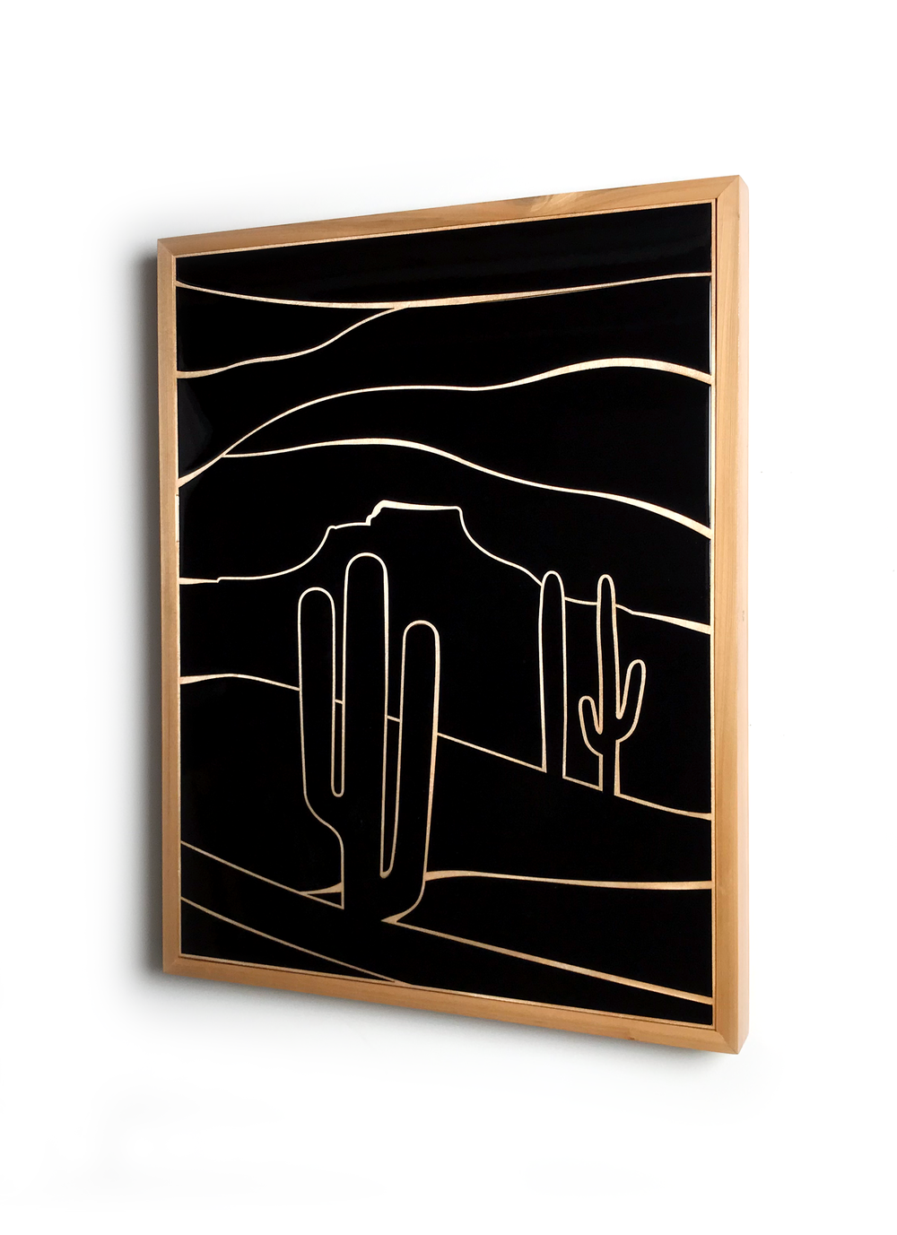 Desert Artwork Night