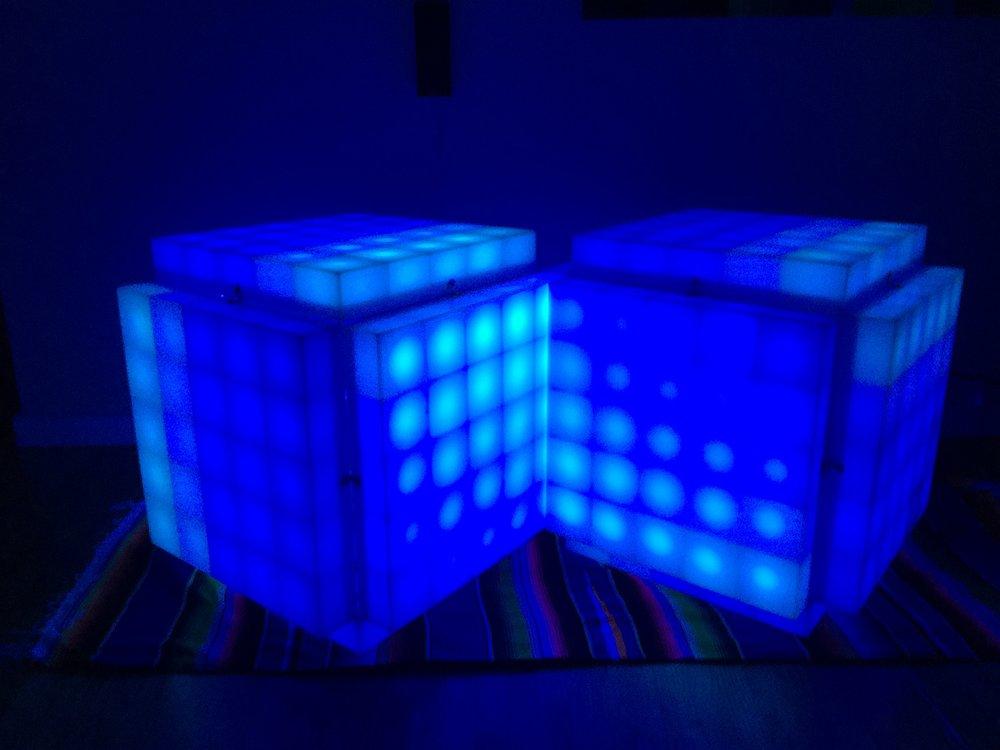 LED Light Art
