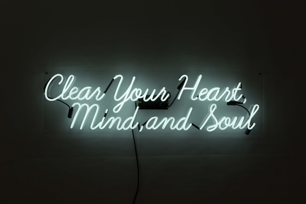 Clear Your Heart Mind and Soul