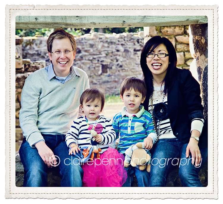 Family portraits Chester