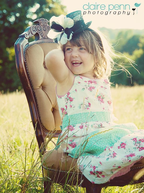 Children's photographer Chester