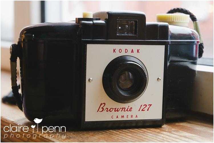 Kodak Brownie Vintage Camera