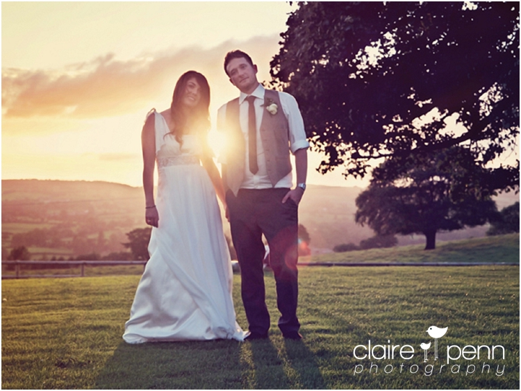 Heaton House Farm Wedding Cheshire