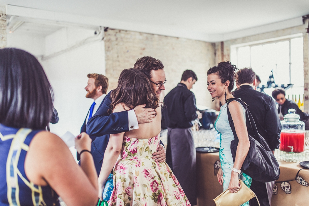 London Greenwich warehouse alternative wedding One Friendly Place_0025.jpg