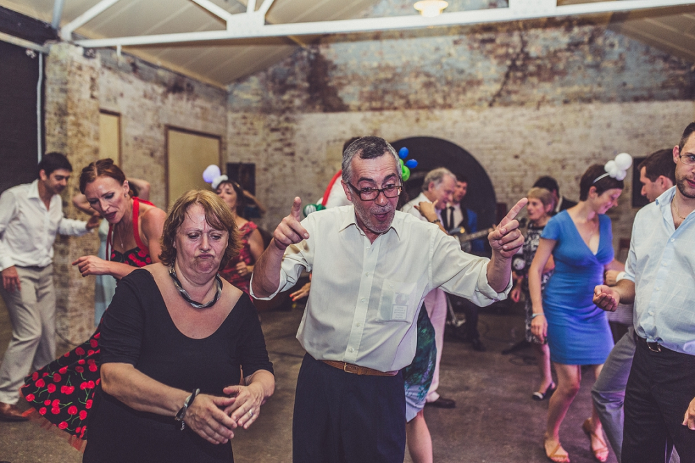 London Greenwich warehouse alternative wedding One Friendly Place_0100.jpg