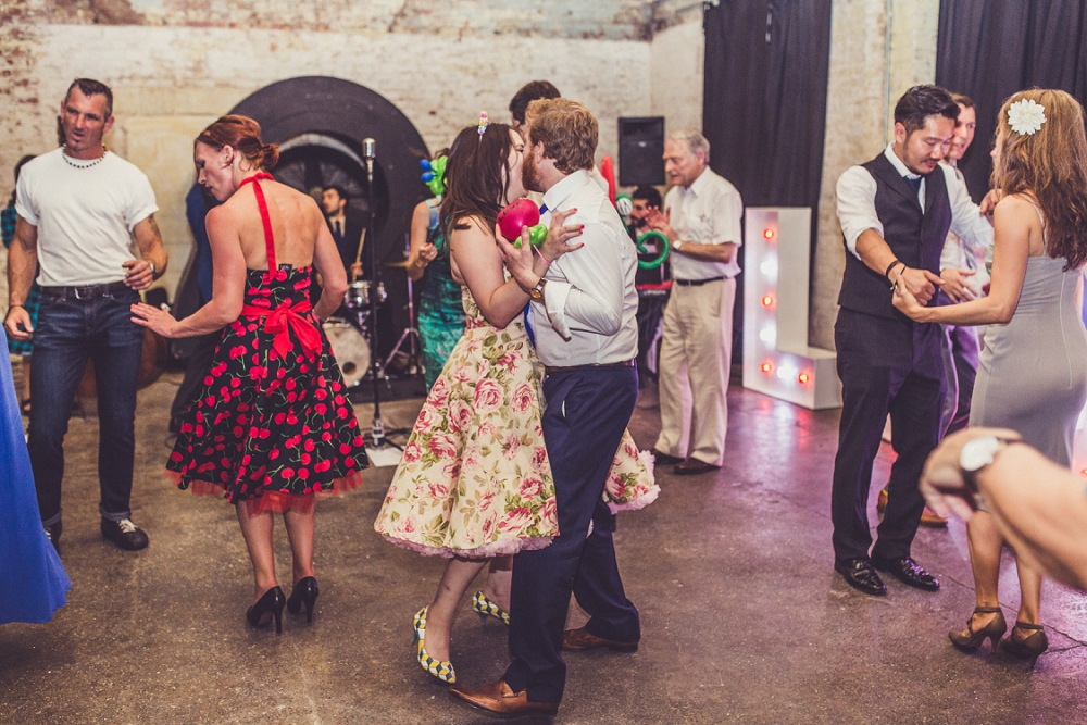 London Greenwich warehouse alternative wedding One Friendly Place_0106.jpg
