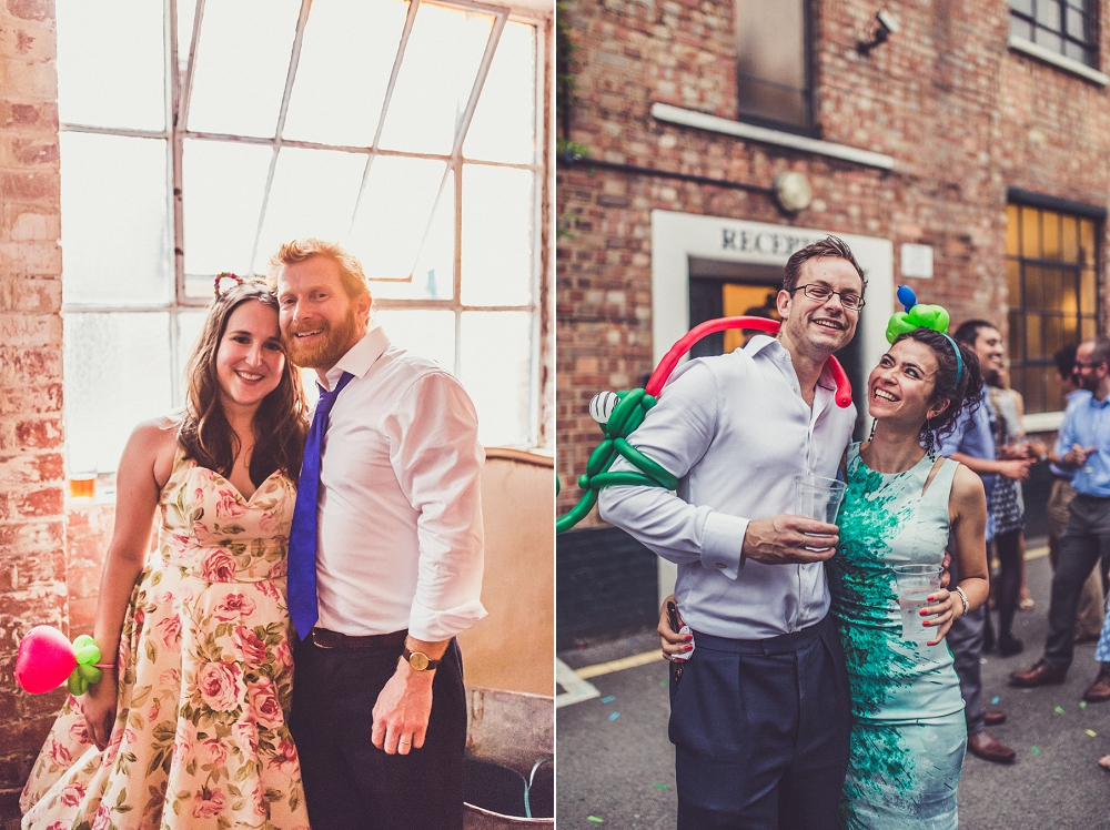 London Greenwich warehouse alternative wedding One Friendly Place_0109.jpg