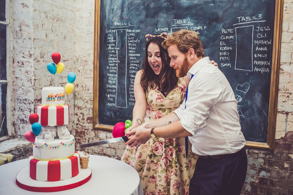 London Greenwich warehouse alternative wedding One Friendly Place_0112.jpg