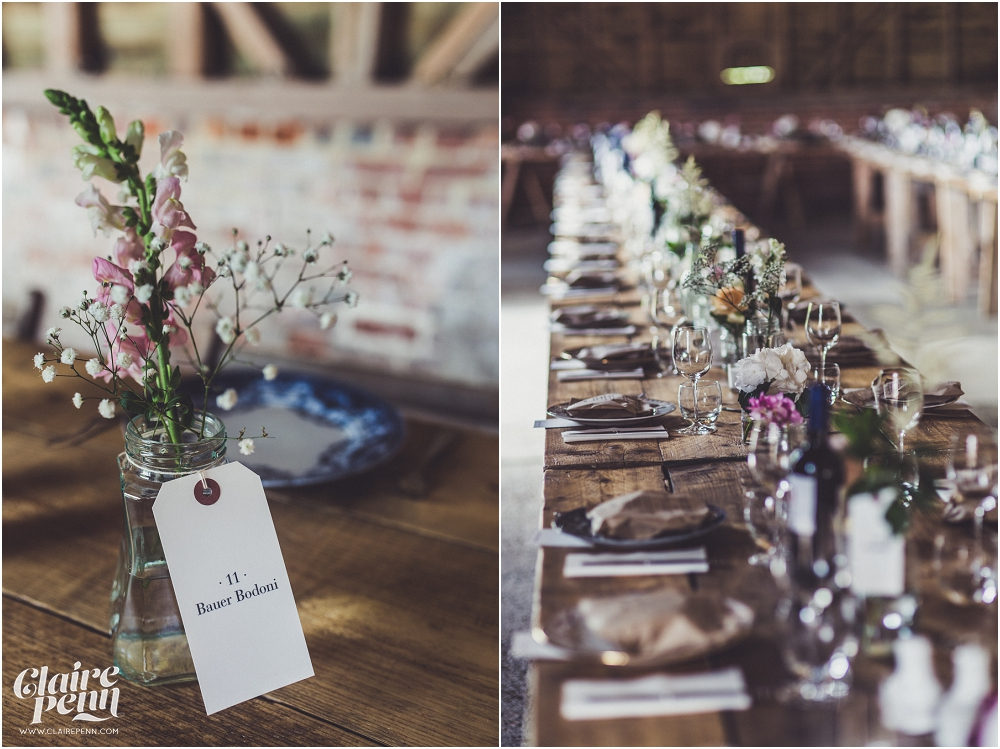 Creative, rustic North Hidden Farm barn wedding in Hungerford Berkshire_0047.jpg