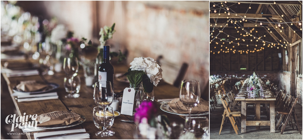 Creative, rustic North Hidden Farm barn wedding in Hungerford Berkshire_0051.jpg