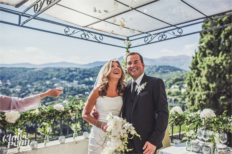A day in Provence... beautiful elopement in Saint-Paul-de-Vence ...