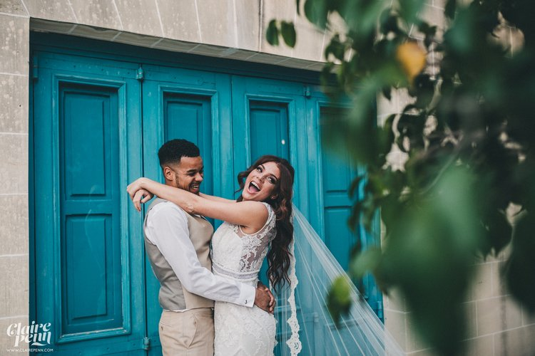 Waterfall Gardens wedding, Siggiewi, Malta - Jade & Reuben — Claire ...