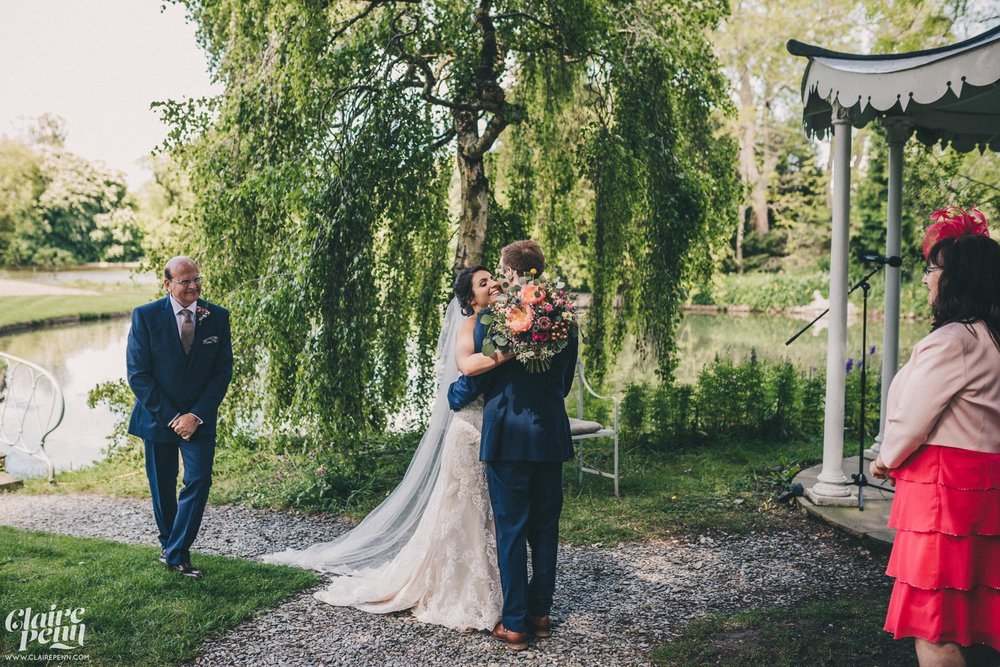 Outdoor Preston Court wedding Canterbury Kent_0010.jpg