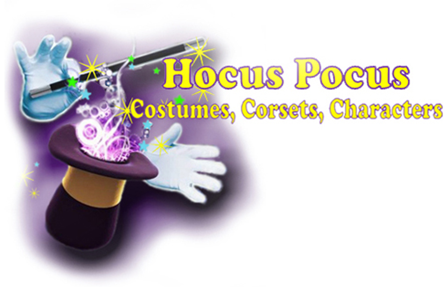 Hocus Pocus - Costumes, Corsets, Characters